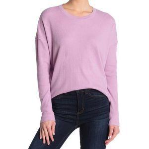 Madewell Ex Boyfriend Long Sleeve Thermal Tshirt